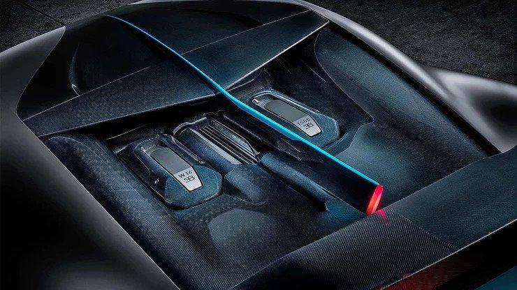 Bugatti Divo Superior